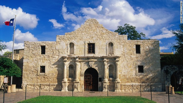 3 bodies discovered buried at the Alamo in Texas