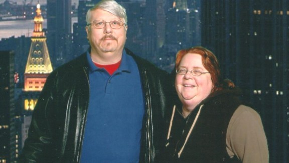 Mike and Kay Alexander, chemical engineers from Kalamazoo, Michigan, slowly gained weight over a 20-year period after their marriage.