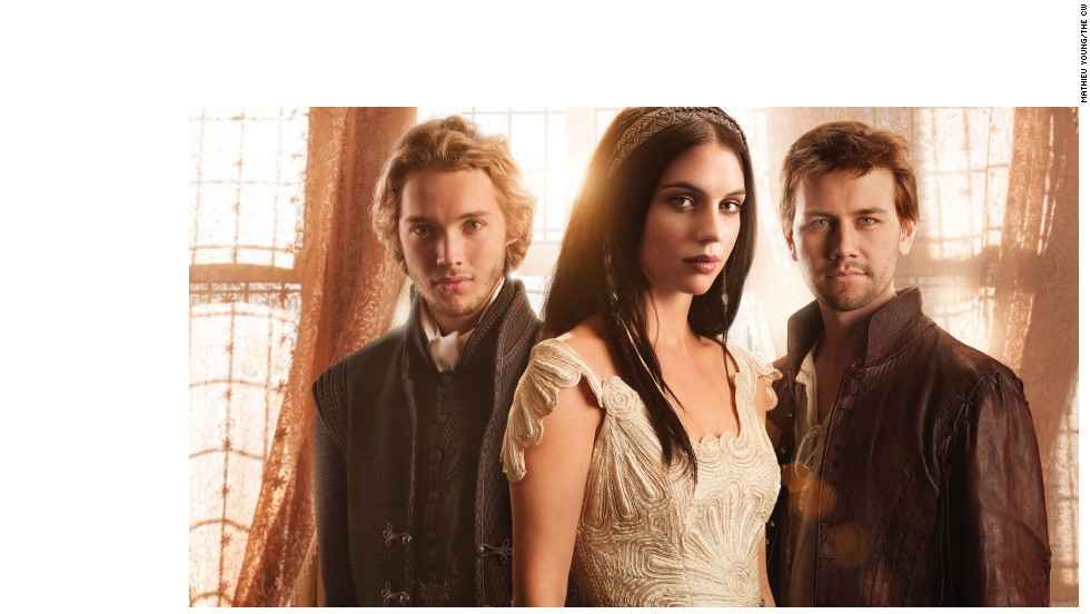 """Reign"" takes viewers inside the story of teenager Mary Stuart (played by Adelaide Kane), the woman who will become Mary, Queen of Scots. The show's second season resumes January 22."