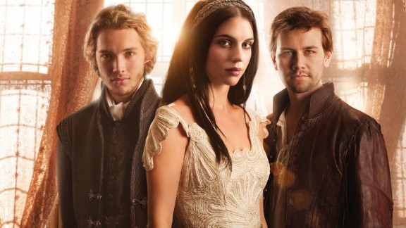"""""""Reign"""" is one of the feshman primetime shows The CW has picked up for a full season."""