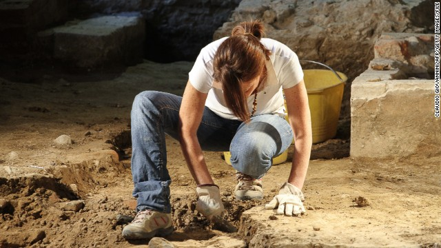 TrowelBlazers, a blog and social media project, was created to celebrate women in archaeology, palaeontology.