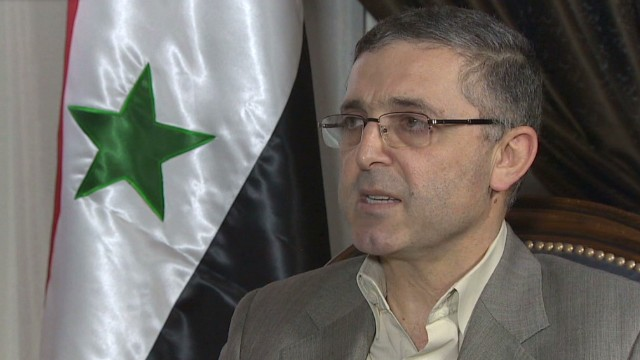 'Presidency to be decided by Syrians'
