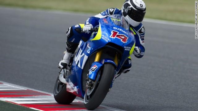 Suzuki To Rejoin Motogp In 2015 Cnn