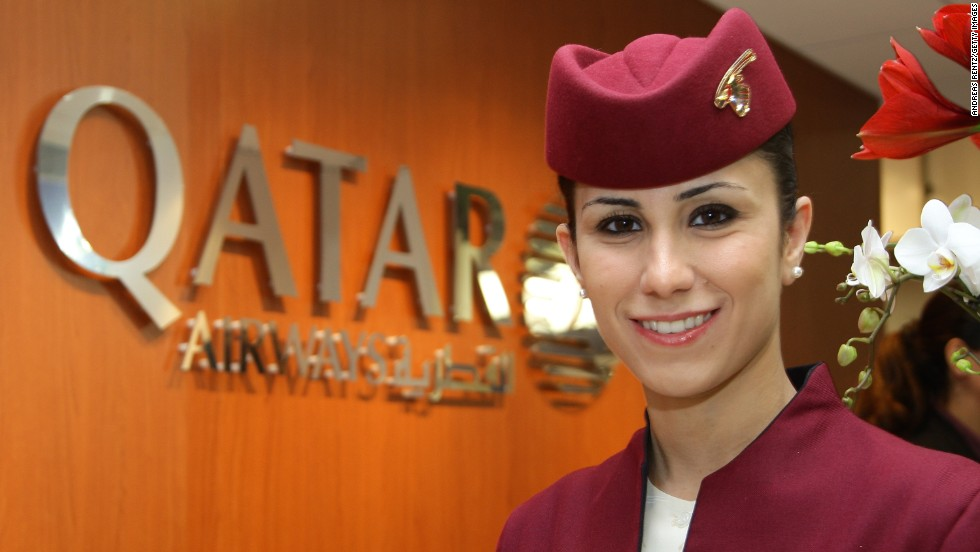 Qatar Airways was voted best business class.