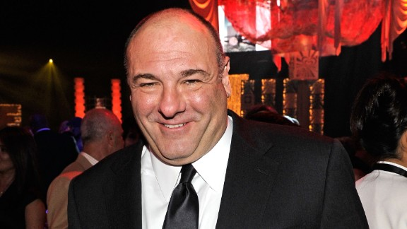 Gandolfini attends the Keep Memory Alive Foundation