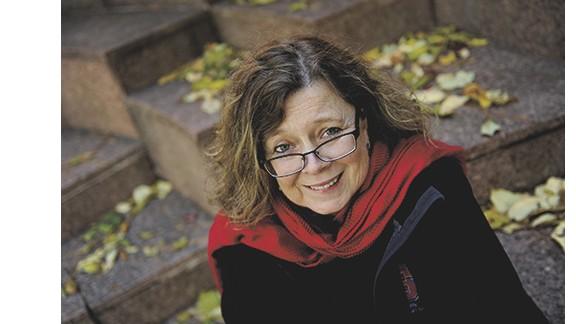 Sylvia Adcock