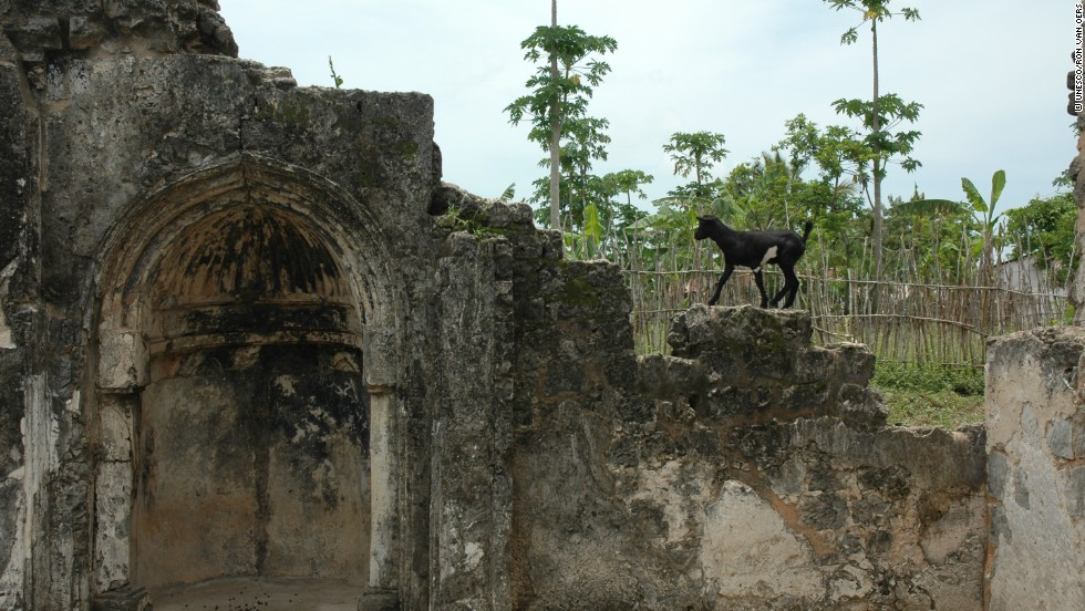 """From the 1100s to the 1300s, Kilwa was the most prominent port in the entire east African coast, bigger than Mombasa, Zanzibar and Mogadishu,"" says professor Ian McIntosh."