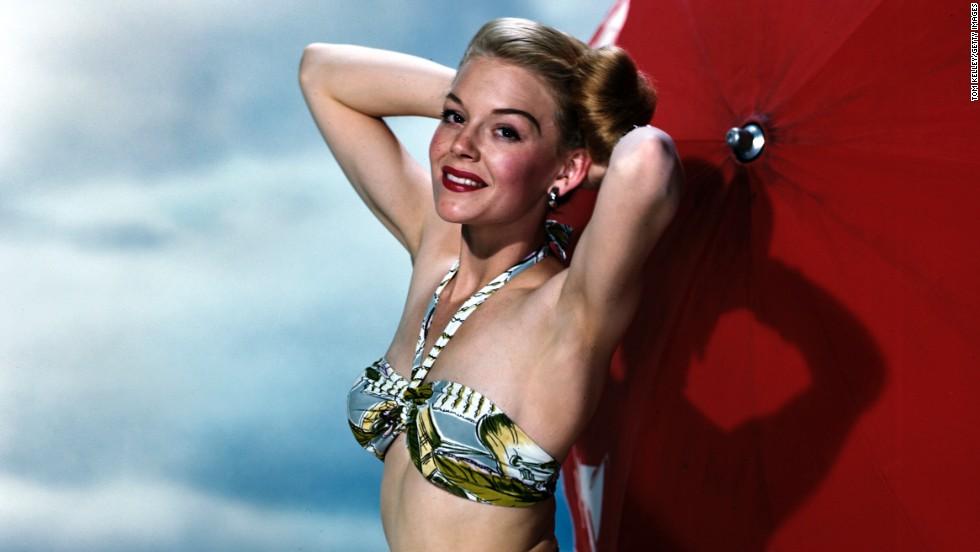 e5eae003a0 Bloomers to bikinis  Bathing suits through history - CNN