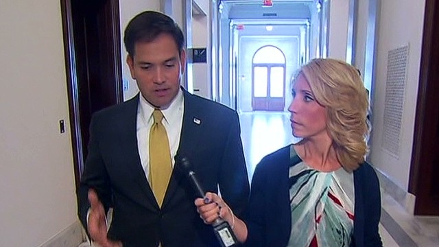 Rubio: Immigration bill good for economy