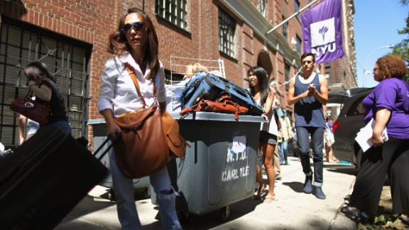 NYU helps its executives and star faculty buy vacation homes.