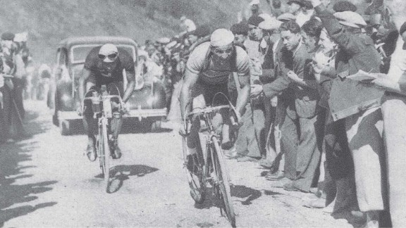 Roger Lapebie of France claimed his first and only Tour victory in 1937 after Bartali crashed on the eighth stage while in the lead and was forced to retire.