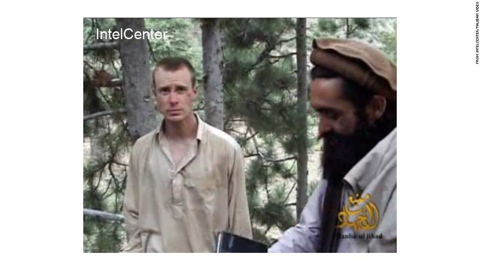 Bowe Bergdahl, the US Army Sergeant released by the Taliban .