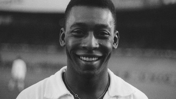 Pele is his country