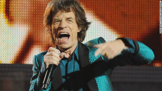 Bob Greene wonders whether, in 1973, when Mick Jagger was 30, anybody thought he would still be performing at 70.