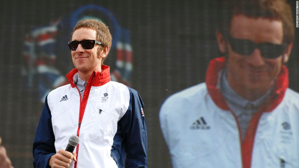 "Wiggins' stellar 2012 led to him being knighted in the Queen's New Year's Honors list. He called it the ""ultimate accolade"" and said it would take a while for his new title -- Sir Bradley Wiggins to sink in."