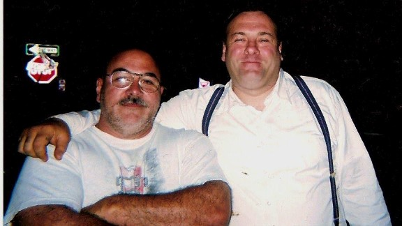 "When the news broke on Wednesday that ""The Sopranos"" star James Gandolfini died at 51, tributes poured in around the world, including CNN iReport. ""So long, paisan"" was how Orlando, Florida, resident Pat Tantalo chose to say goodbye to the friend he met on the set of the 2006 film ""Lonely Hearts."" ""When Jimmy arrived, he was bigger than life. He shook everyone"