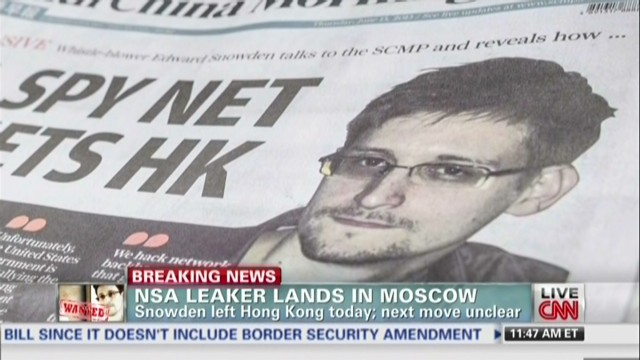 Greenwald defends NSA leaker Snowden
