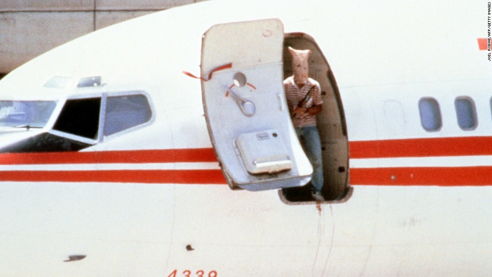 The 1985 hijacking of TWA Flight 847 lasted 17 days. One passenger, a member of the U.S. Navy, was killed.