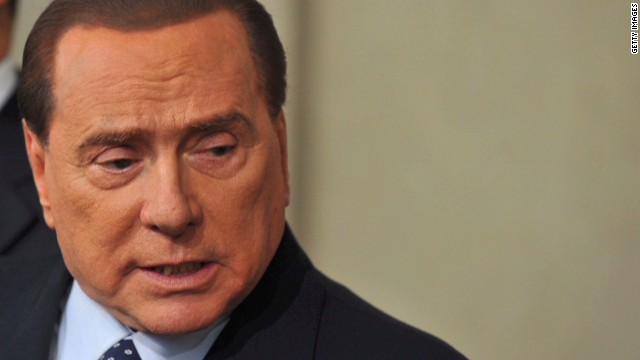 Silvio Berlusconi found guilty