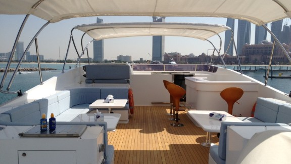 Many wealthy superyacht owners use their luxury vessels just a few times a year. And if you
