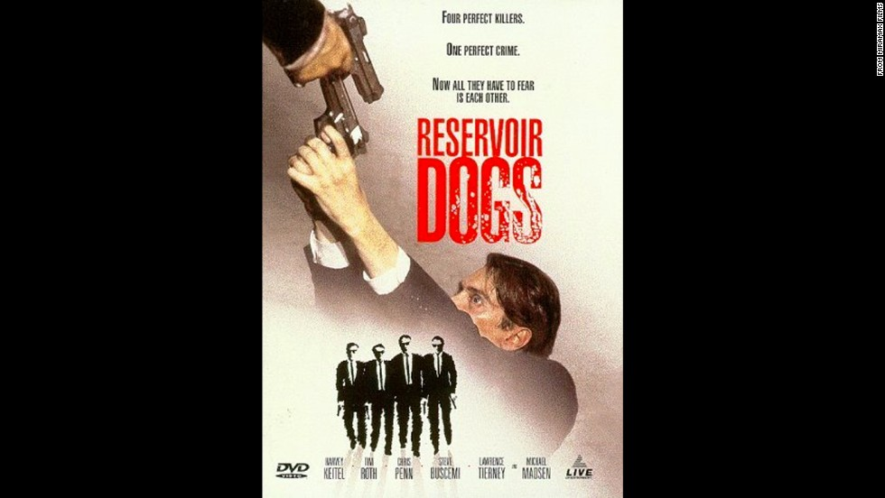 "No list would be complete without a Quentin Tarantino film (actually several, but more on that later). ""Reservoir Dogs"" had moviegoers in 1992 grabbing hold of their ears and wincing."