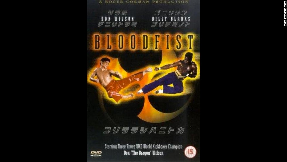 "1989's ""Bloodfist"" followed a kickboxer out to avenge his brother's death. Plenty of folks get messed up along the way."