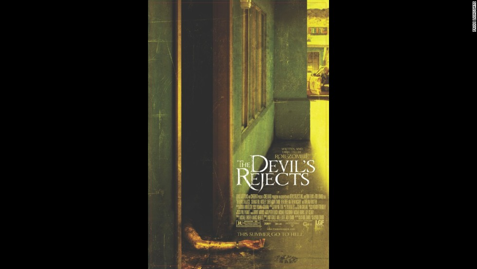 "Musician Rob Zombie directed the 2005 movie ""The Devil's Rejects,"" about a family of serial killers on the run."