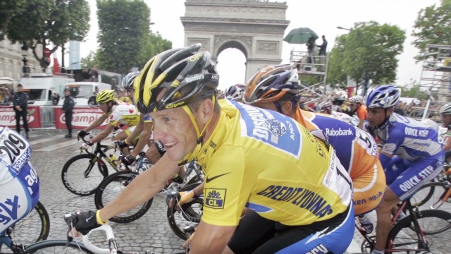 Armstrong's cycling legacy