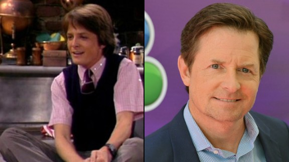 """Michael J. Fox stole the show as conservative teen Alex P. Keaton, who often clashed with his more liberal parents. Fox went on to star in another Goldberg production, """"Spin City."""" He recently returned to NBC as the star of """"The Michael J. Fox Show,"""" which is loosely based on his life and struggle with Parkinson's disease."""