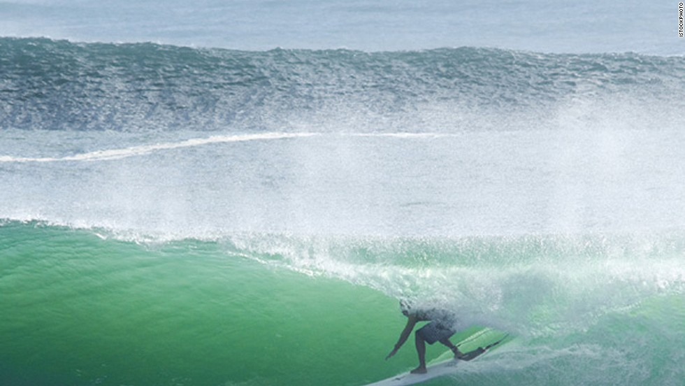 50 best surfing spots around the world | CNN Travel