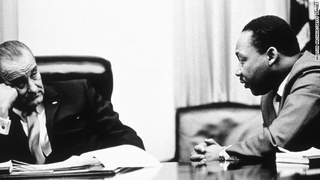 Martin Luther King III: This is what my father would have done