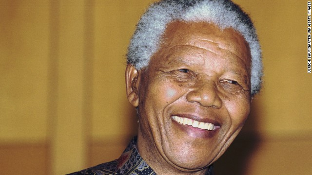 Nelson Mandela now on life support