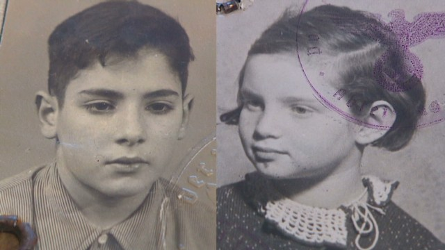 A love that stemmed from the Holocaust