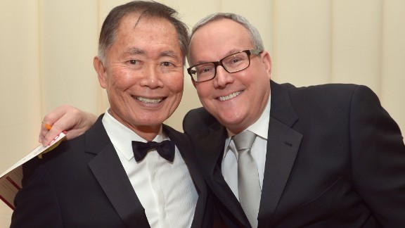 Several of George Takei