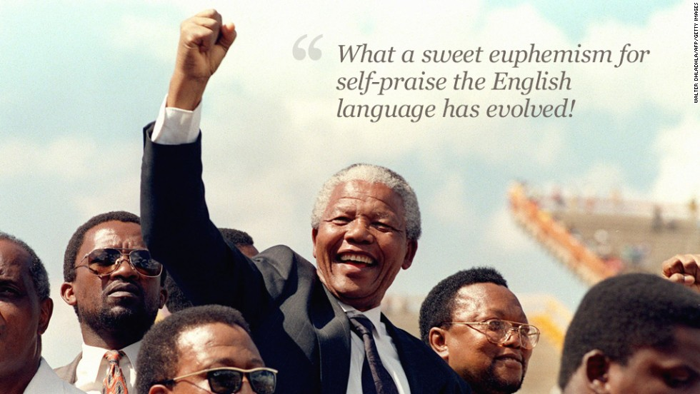 Nelson Mandela Used Humor To Charm And Cajole Cnn