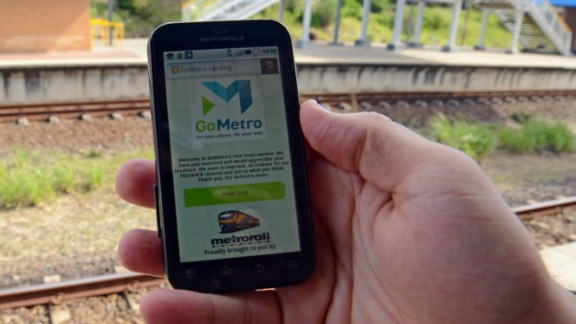 """""""GoMetro wants to make commuting on public transport in South Africa better by providing real-time train schedules, associated platform changes, a trip planner, fare calculator and route maps.  """"The startup is operational in major parts of South Africa, and claims to have more than 600,000 users. It recently partnered with Nigeria's iROKO Partners to provide commuters with entertainment."""""""