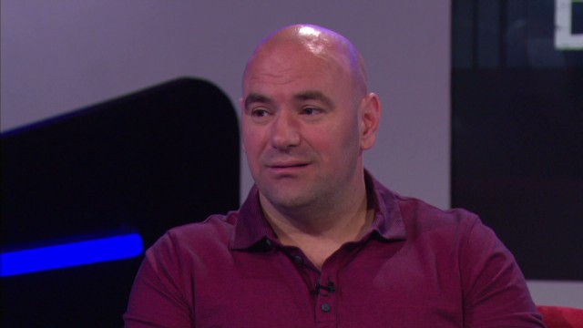 UFC boss: I was shaken down by Bulger