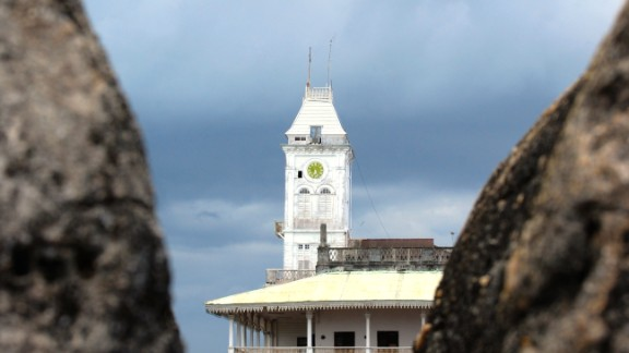 The acid attack on the priest was the third such unprovoked assault in Zanzibar in two months.