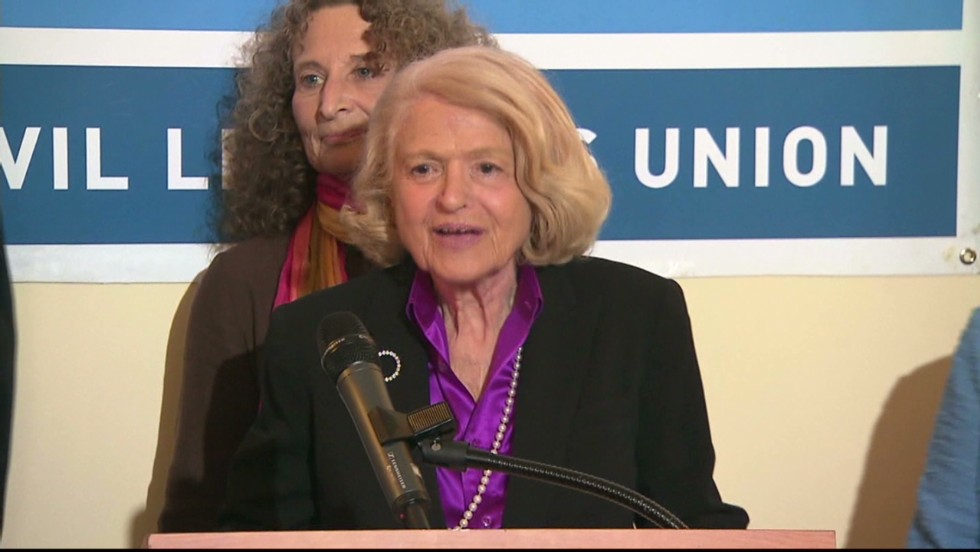 Edith Windsor: We won everything we asked for (2013)