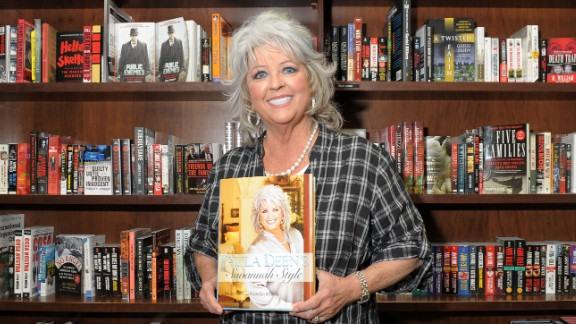 "In the wake of the recent deposition in which Paula Deen admitted to using racially charged language, many sponsors and partners have re-evaluated their relationship with the embattled chef. Deen's 15th cookbook, ""Paula Deen's New Testament: 250 Favorite Recipes, All Lightened Up,"" was set to release in October 2013. The book shot to the top of Amazon's pre-order list, but has now been canceled by Ballantine Books."