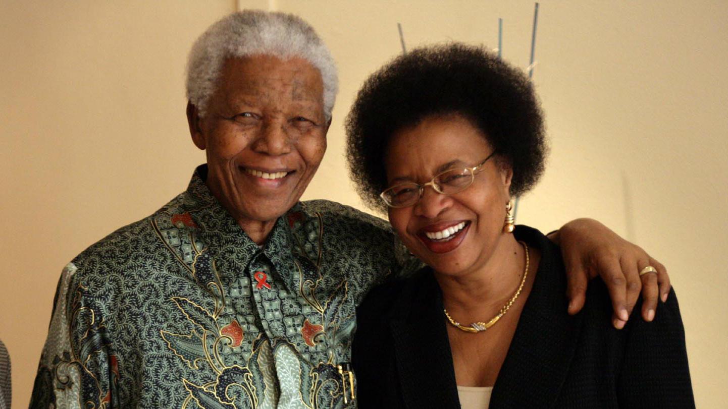 Late widow of Mandela, Graça Machel Urges end to Violence Against South Africa's Women