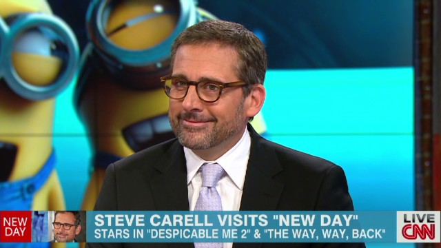 Steve Carell on 'Despicable Me 2'