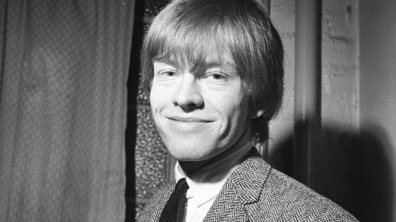 Guitarist Brian Jones, a founding member of the Rolling Stones, was found dead in a swimming pool in July 1969 after a party at his home. The hard-living 27-year-old