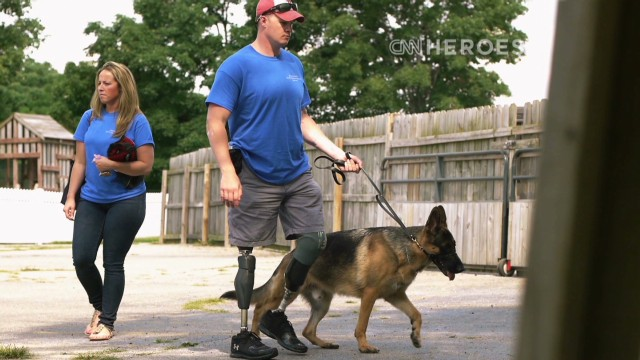 Service Dogs For Disabled Veterans