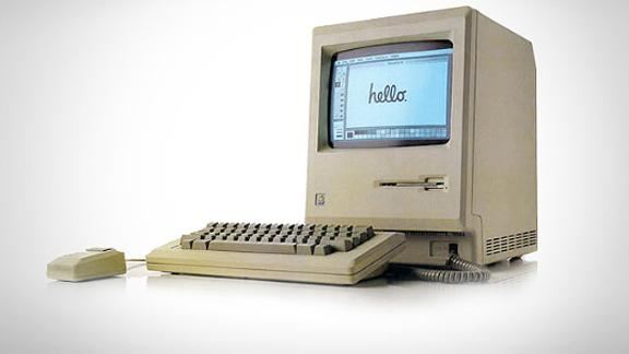"""""""When Apple Mac said hello to the world in 1984 it turned the computing industry on its head,"""" says Dick Powell, co-founder of design agency SeymourPowell. """"It seamlessly combined outstanding software and hardware into an experience. Other than the Jobs-less years it spent in the innovation wilderness, it's still doing it."""""""