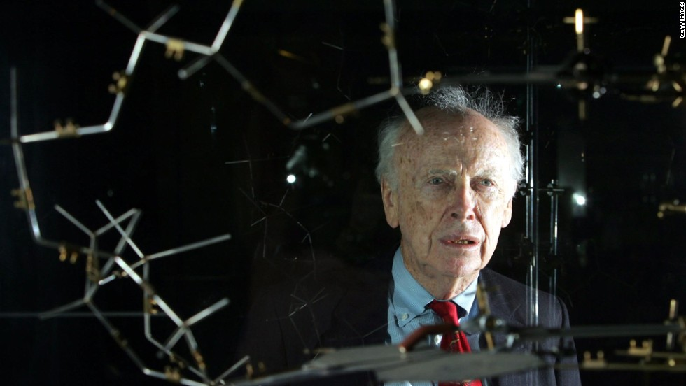 James Watson's racism is a product of his time -- but that doesn't excuse it