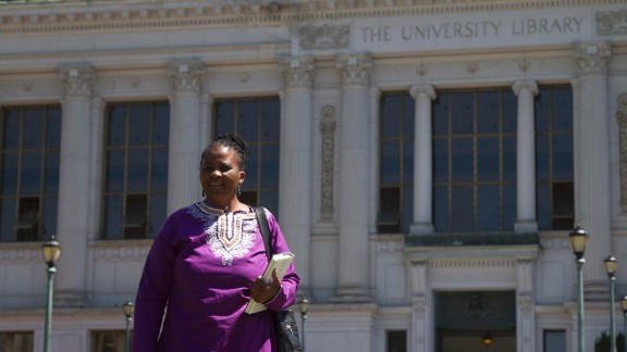 Tererai Trent is an accomplished scholar from Zimbabwe who has dedicated her life to bringing educational opportunities to children from a disadvantaged background.