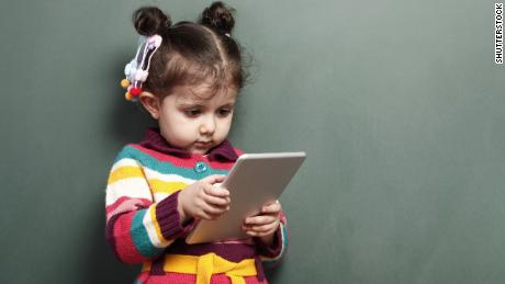 Preschoolers are using apps meant for adults, study finds