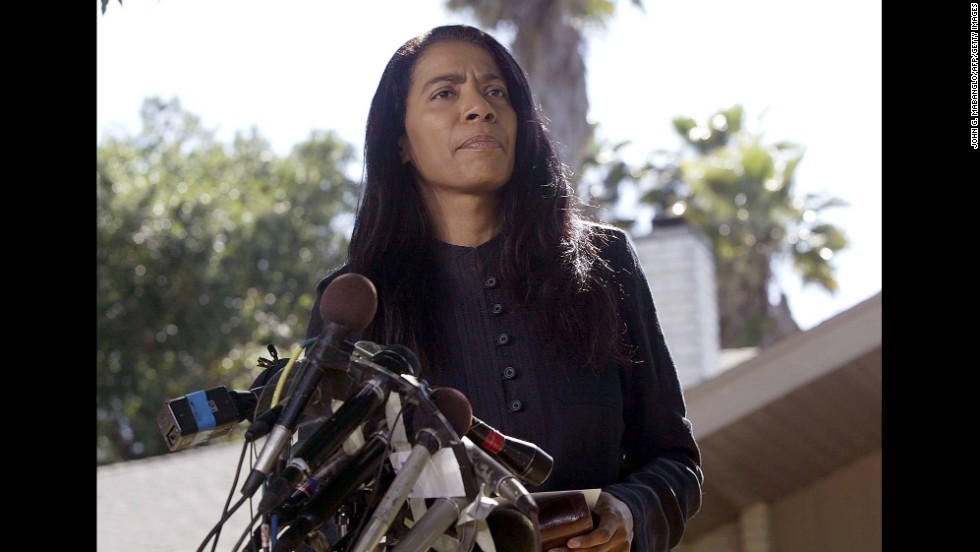 "The real-life inspiration behind ABC's hit show ""Scandal"" has helped celebrities, politicians and major companies deal with a variety of crises. Judy Smith, here in 2002, acted as a spokeswoman for the family of Washington intern <a href=""http://www.cnn.com/2013/02/07/justice/chandra-levy-hearings"" target=""_blank"">Chandra Levy</a>, who disappeared in 2001 and was revealed to have had an affair with Gary Condit, then a U.S. congressman from California."