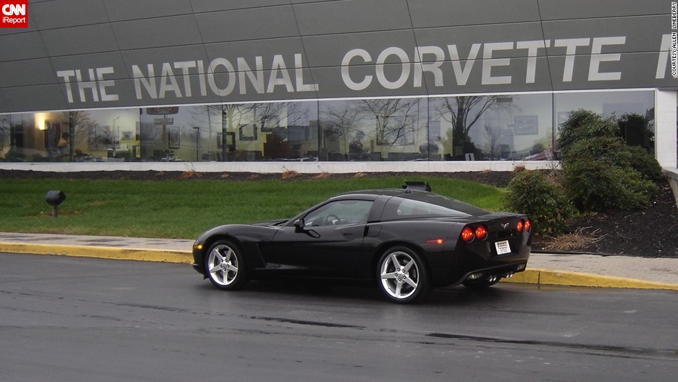 "Sheer luck and a raffle drawing united <a href=""http://ireport.cnn.com/docs/DOC-996058"">Allen Lineberry</a> with is C6 Corvette Coupe. He can still remember falling in love with the Corvette while watching the television show ""Route 66"" as a 10-year-old boy."